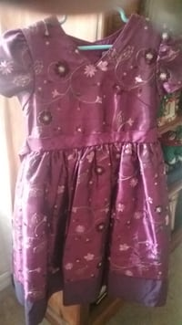 girls Christmas dress KISSIMMEE