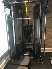 Cross Cable Machine