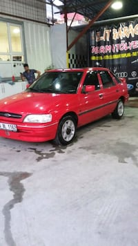 Ford - Escort - 1992 8478 km