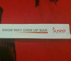 Chin Up Bar Pull Up Doorway Multi-Tool Workout.