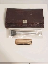 Makeup Brushes and Case Mississauga, L5N