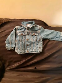 Little Levi's Authentic Jean Jacket 18M .    Ottawa, K2H 7L2