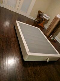 Box spring full size Raleigh