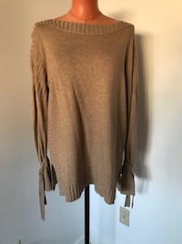 Lucky Brand Sweater Size Medium Surrey