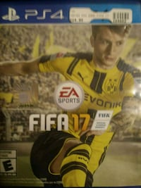 EA Sports FIFA 17 Xbox One game case Fort Worth, 76120