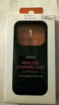 iPhone 6 wireless charger case Burnaby
