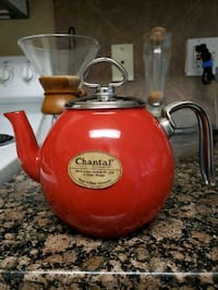 Chantal Tea Kettle -1970s Jersey Village, 77065
