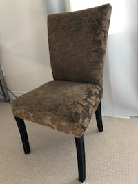 Brown and black wooden chair Vaughan, L4H 0W4