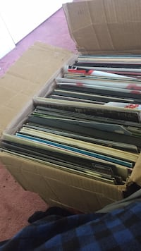 Vinyl records Surrey, V3X 2J7