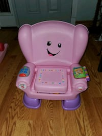 Fisher price girl toddlers activity chair Chantilly, 20151