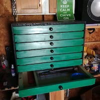 Hand Crafted Tool Chest