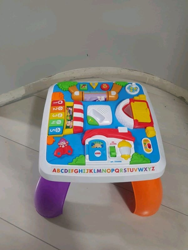 Fisher Price Laugh Learn Around the Town Learning 9a6165a6-6f67-4cb6-95f3-93e333a76755