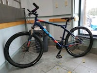 GT mountain bike 'Aggressor'