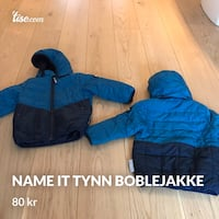 Name it tynn boblejakke str 98 Søreidgrend, 5252