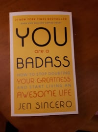 Your are a badass by Jen Sincero book