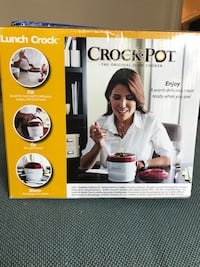 Never been opened mini crockpot San Francisco, 94102