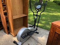 black and gray elliptical trainer Fairfax, 22032