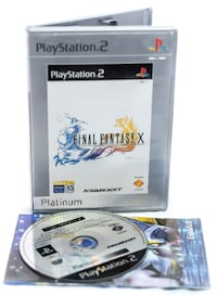 FINAL FANTASY X. Play Station 2 Mutxamel, 03110
