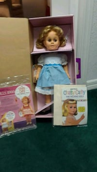 two assorted color doll in box Cape Coral, 33990