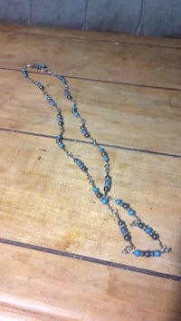 Hand made belly chain