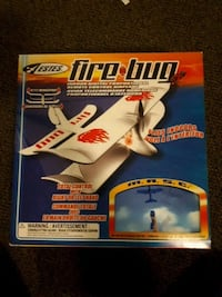 Indoor digital remote control airplane -new in box
