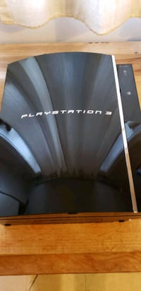 Playstation 3 with 10 games Toronto, M5A 4H1