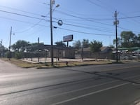 COMMERCIAL For rent 2BR 1BA great location for a used car dealer. in front of civic center and Marriott hotel Laredo