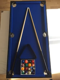 Portable Mini Pool Table
