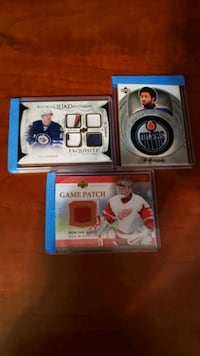 Hockey Cards - Jersey Numbered Cards