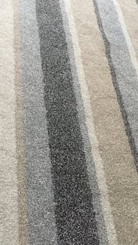 Gray and black carpet very soft and 11mm thickness very good quality brand new 12mm thickness with cloud 9 underlay. Hayes, UB4 8EX