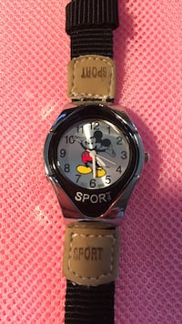 Mickey Mouse sport watch new Odessa, 79764