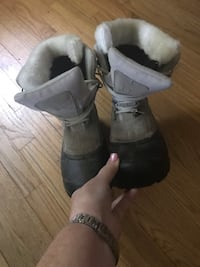 Winter Boots , 200 grams Thinsulate insulated, removable liners