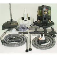 Rainbow E series E2 Canister Bagless Vacuum Cleaner with Aquamate 2 and New GV Tools Ellicott City