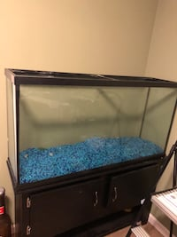 60 gallon aquarium, stand, and extras Charles Town, 25414