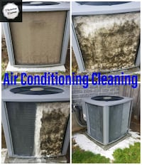 Air conditioner cleaning ! Get colder Ac