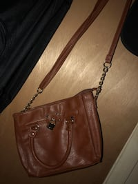 Brown leather 2-way bag Annapolis, 21401