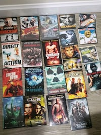 DVDs $1 each Surrey, V3S 0E5