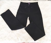 NYDJ Not Your Daughters Black Jeans Columbia, 21045