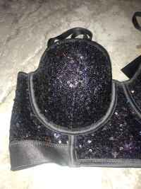 Sequin Holographic Bralet from H&M  Fullerton, 92832