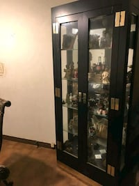 Cabinet  with item in side Shreveport, 71119