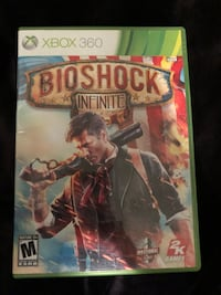 Xbox 360 bioshock infinite game Irvine, 92618
