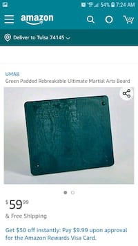 UMAB, the Ultimate Martial Arts Board, is Oklahoma City, 73132