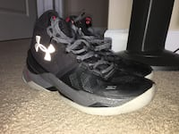 Black Curry 2's Size 9