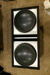 "Subwoofers 12"" Rockford T1'S in Box"