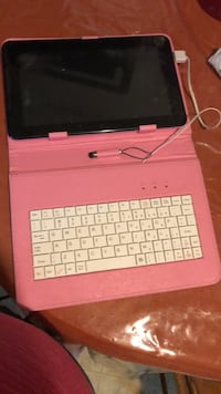 White and pink tablet  Tulsa, 74129