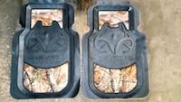 Realtree Outfitters Univereal floor matts *2 sets* Struthers