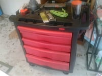 Tool Cabinet / Drawers Sorrento, 32776