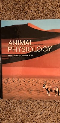 Animal Physiology third edition book Tucson, 85713