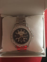 Watch (real silver) Laval