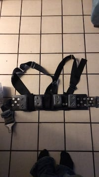 40lb  commercial dive weights/Harness Madeira Beach, 33708